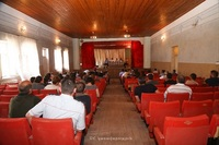 Artak Beglaryan had meetings in a number of villages of Martuni region