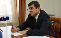 President Arayik Harutyunyan appointed new minister of labor, social and migration affairs of the Artsakh Republic