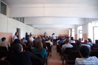 ԱՀ նախագահ Արայիկ Հարությունյանն այցելել է Մարտունու շրջանի Բերդաշեն և Աշան համայնքներ