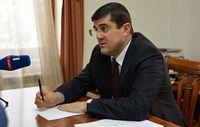 President of the Artsakh Republic Arayik Harutyunyan appointed Kamo Vardanyan as Minister of Defence - Commander of the Defence Army of the Artsakh Republic