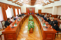 """The State Minister gave a number of instructions to monitor the situation of """"Covid-19"""""""