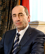 Кочарян Роберт Седракович